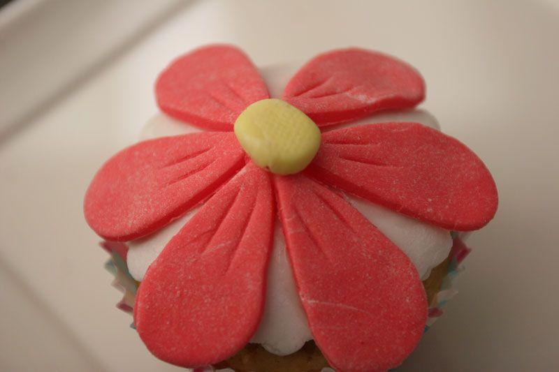 Sour Cream Banana cake cupcakes