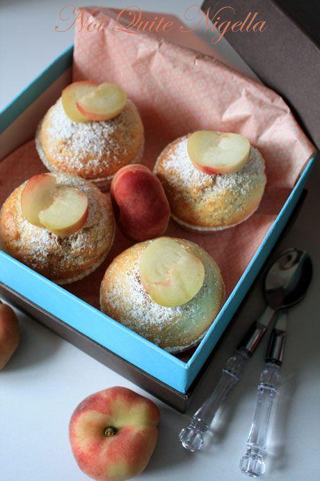 donut peach cupcakes 1