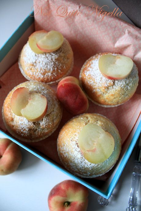 donut peach cupcakes 4