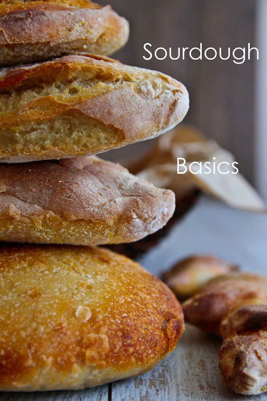 sourdough basics at Bourke St Bakery