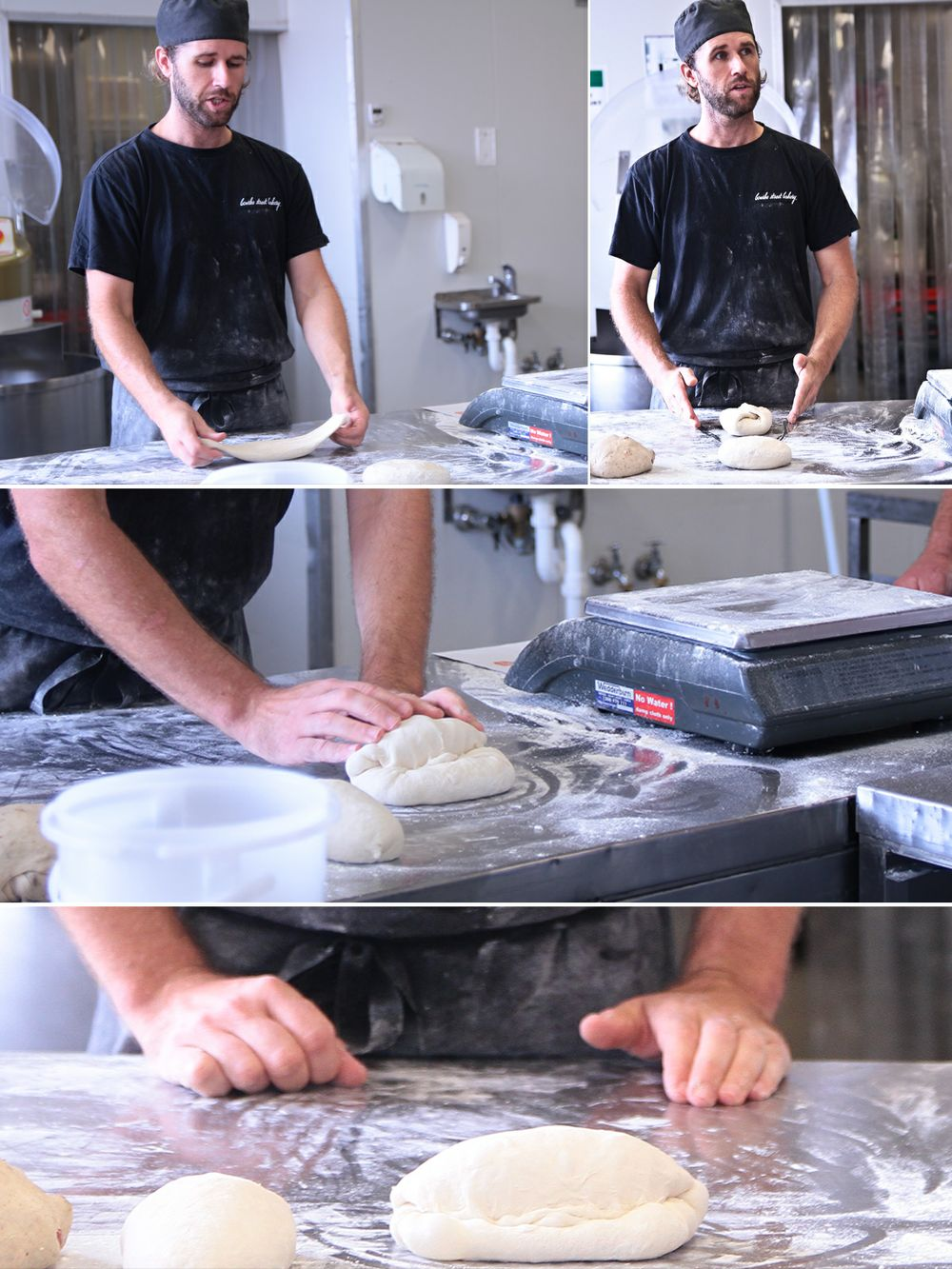 shaping-dough