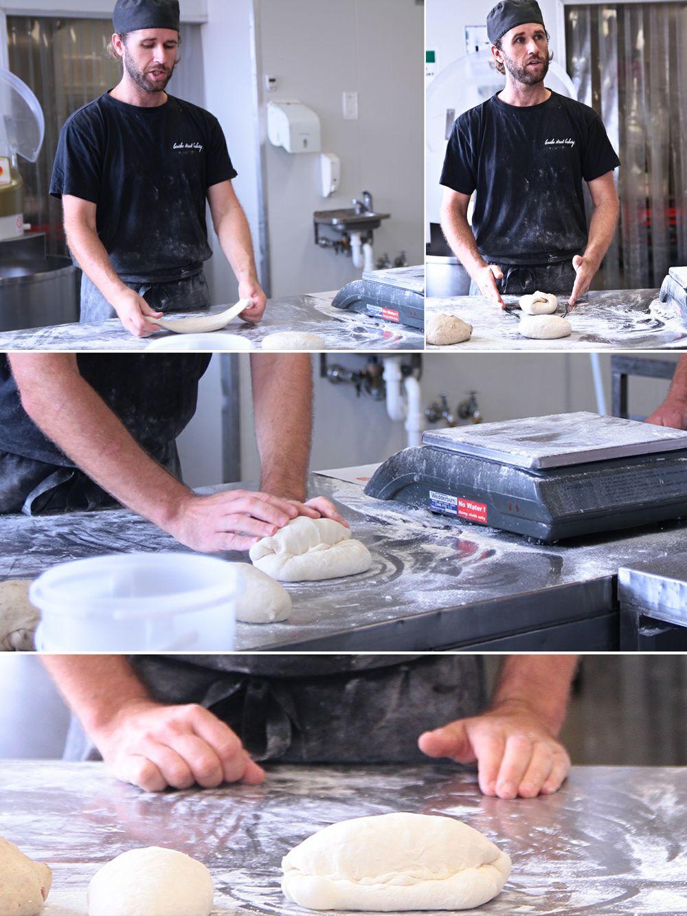 shaping-dough