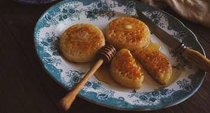 PERFECT Sourdough Crumpets!