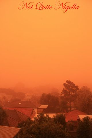 orange sky sydney