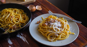 The BEST Spaghetti Pasta Carbonara