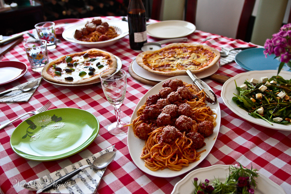 Spaghetti Meatball Recipe