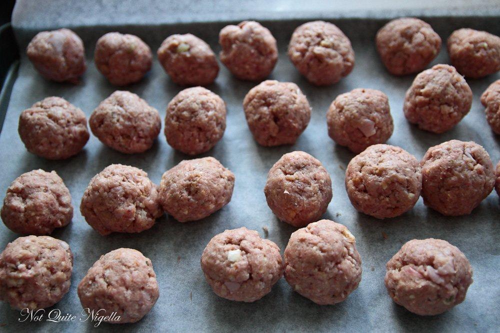 Spaghetti Meatball Recipe