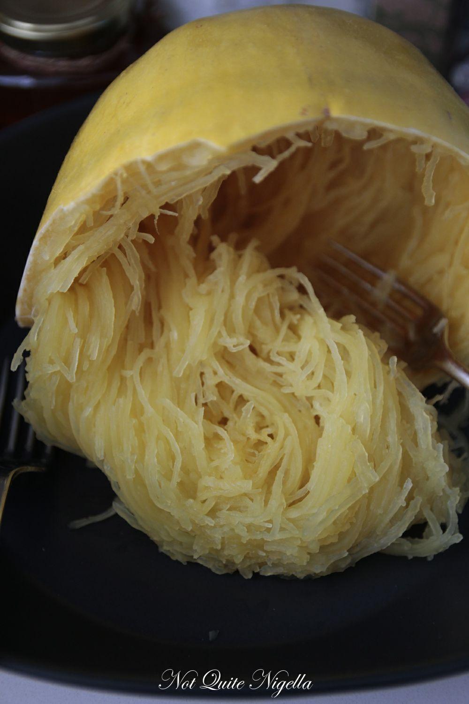 spaghetti squash bolognese-7