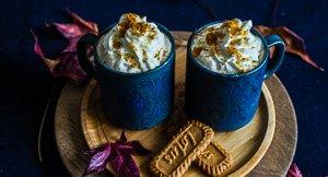 Winter Warmer Winner: Speculatte aka Speculoos Cafe Latte Drink!