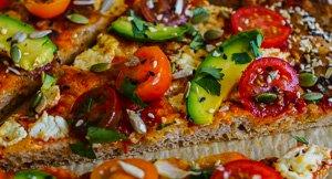 Spelt Superfood Plant Based Pizza