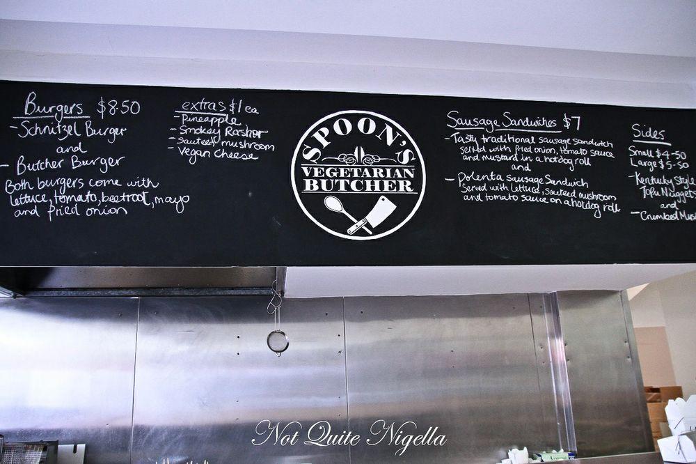 spoons vegetarian butcher enmore