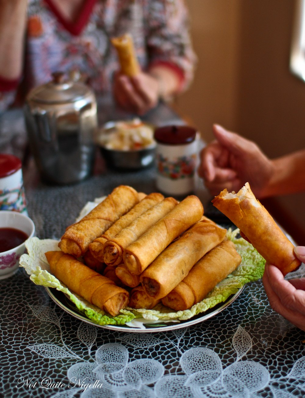 Best Spring Roll Recipe