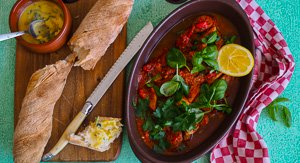 Simmer Down! Slow Cooked Squid & Chorizo