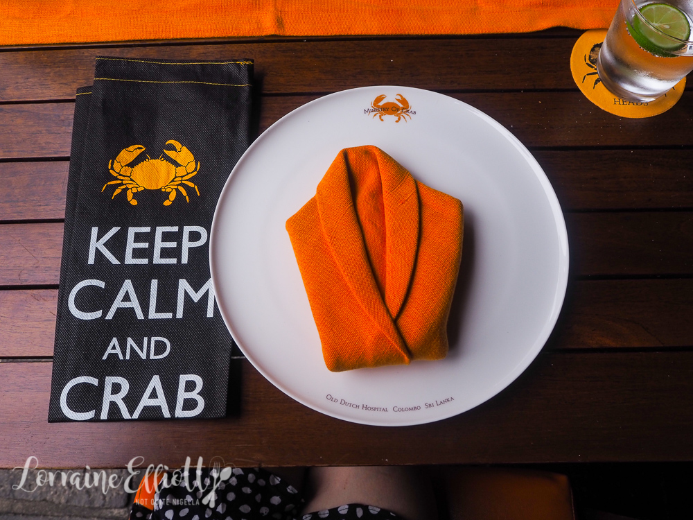 Colombo, Sri Lanka Ministry of Crab Where To Eat