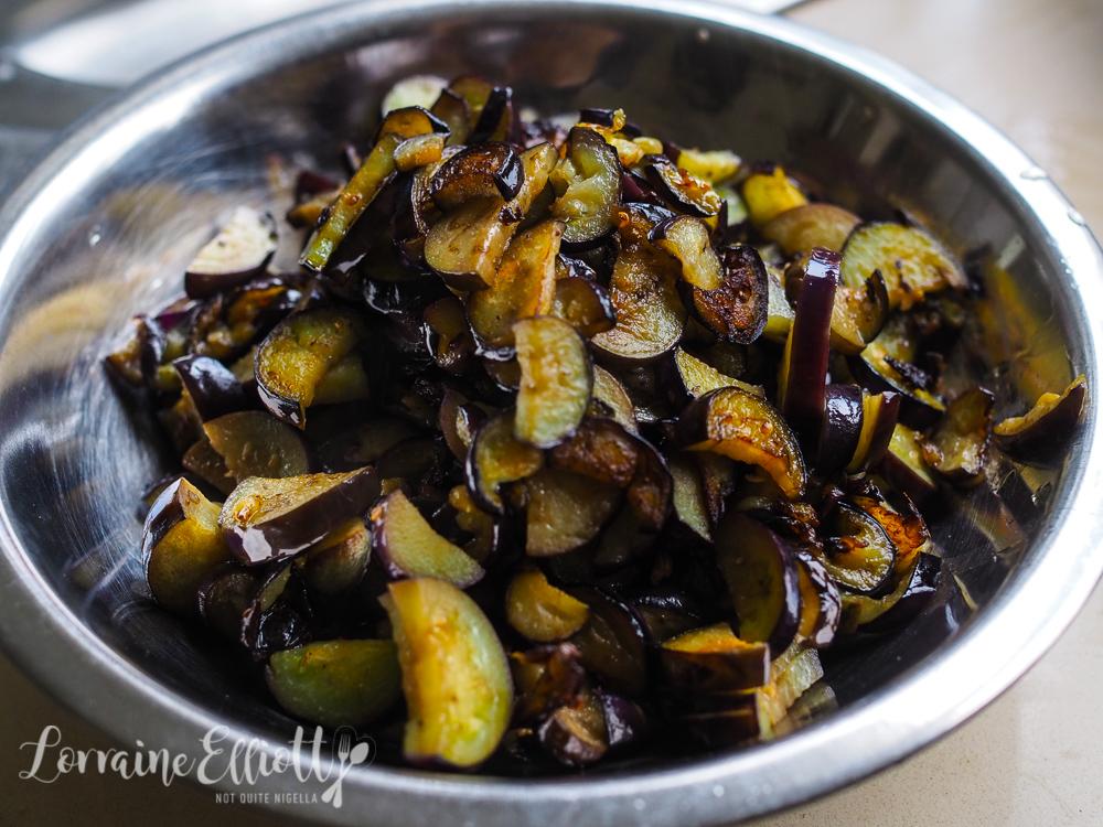 Sri Lankan Pickled Eggplant Brinjal Moju