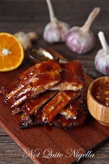 marmalade ribs