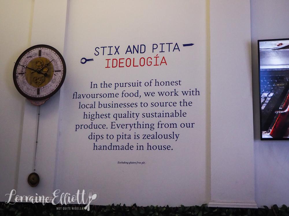 Stix and Pita, Enmore