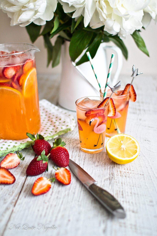 Strawberry Lemonade Citrusade Recipe