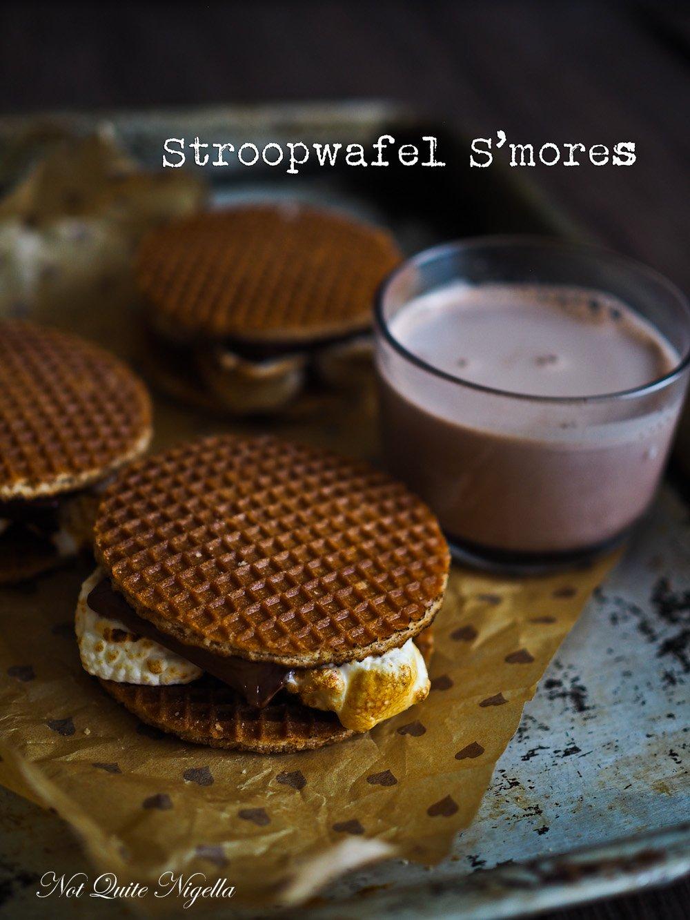 Stroopwafel Smores