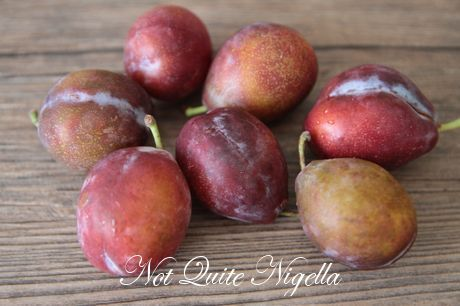 sugar plum tarts