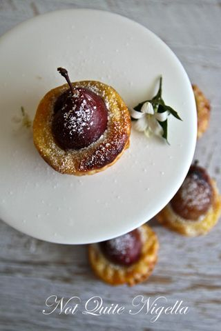 Sugar Plum Tarts