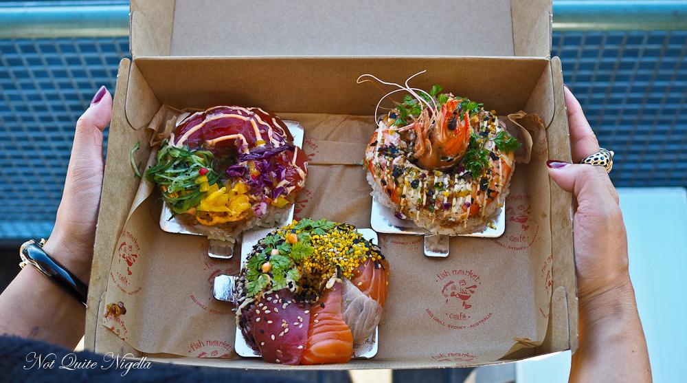 Sushi Donuts Sydney