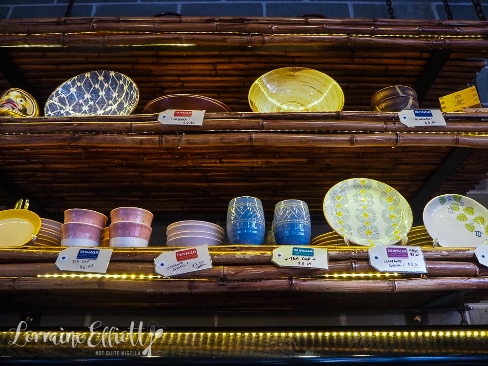 Sushi Jones, Alexandria