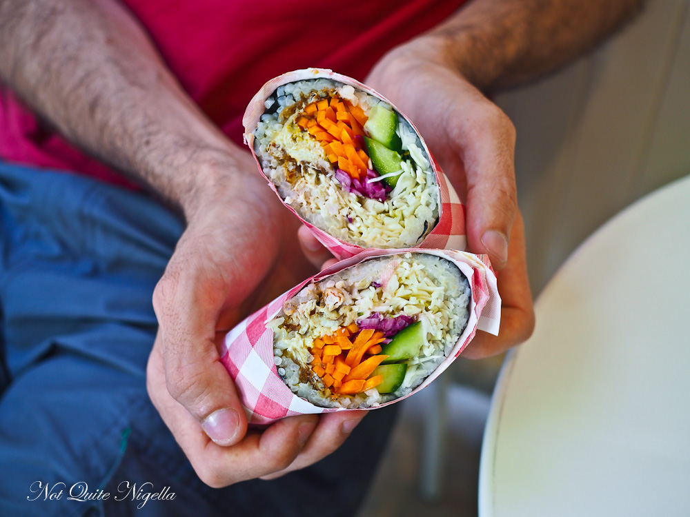 Sushirito Juicery Chippendale
