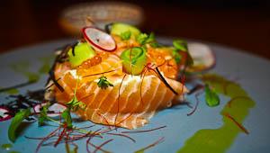A Scandinavian Feeling For Sushi: Sven-San, Paddington