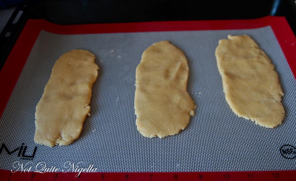 Swedish Butterscotch Cookies