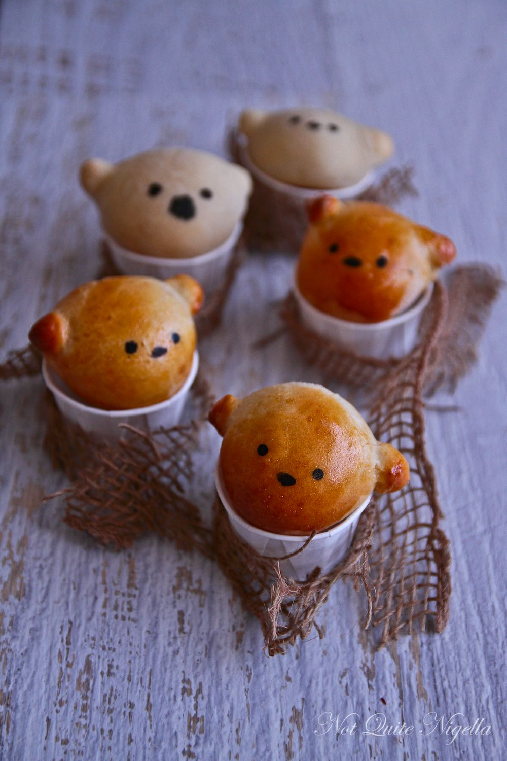 honey bread bears