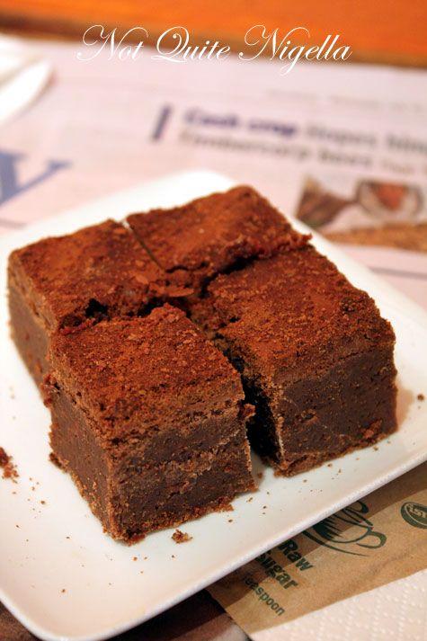 Sweet Infinity Bakery, Woolloomooloo & Sydney's Best Brownie?