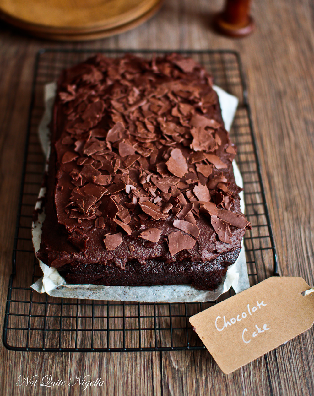Sweet Potato Vegan Chocolate Cake