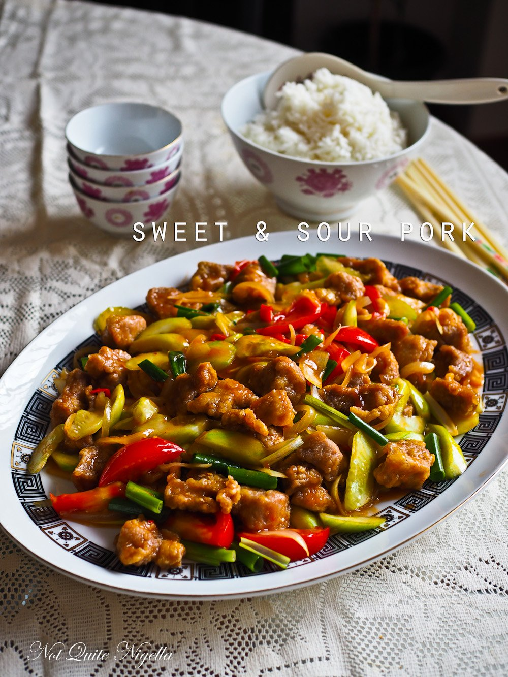 Sweet Sour Pork Recipe