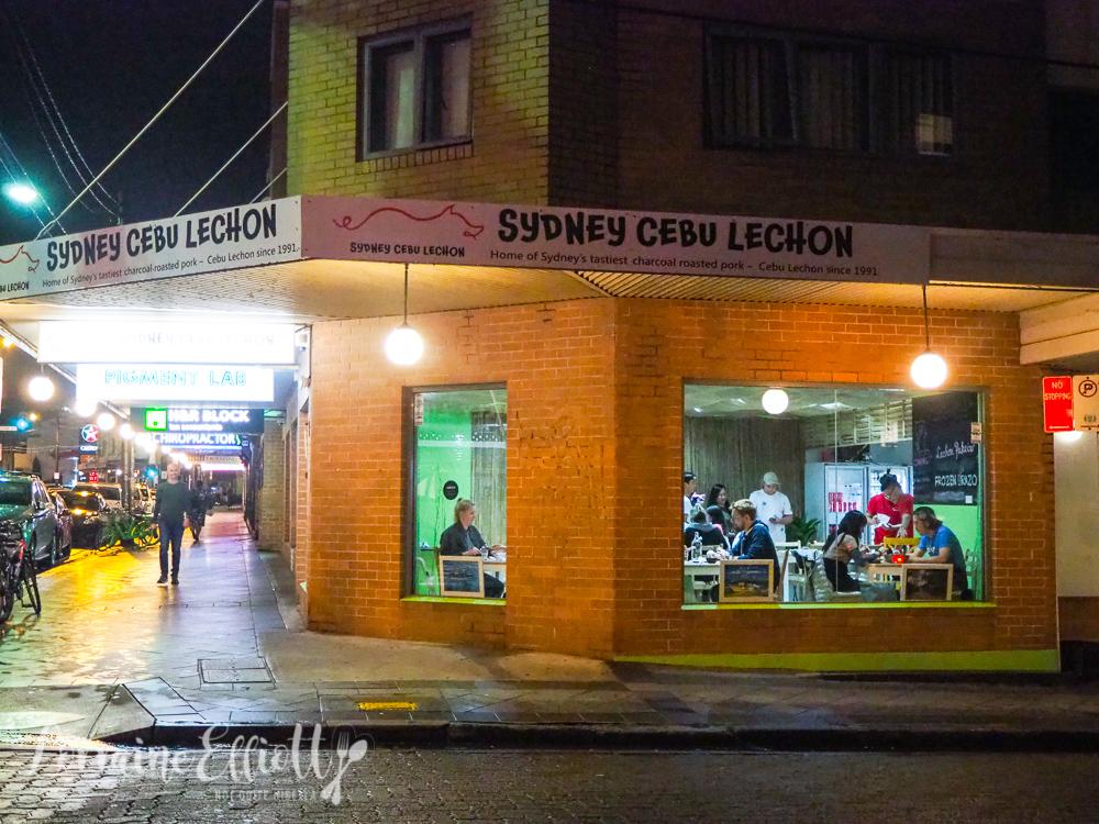 Sydney Cebu Lechon, Enmore