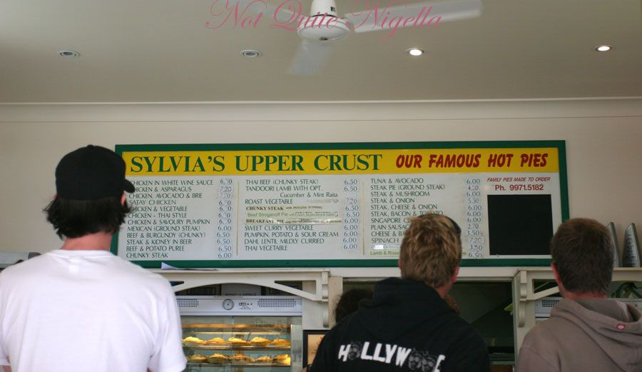 Sylvia and Fran's The Upper Crust Pies