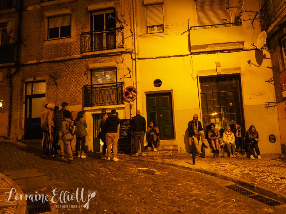 Taberna Sal Grosso, Lisbon
