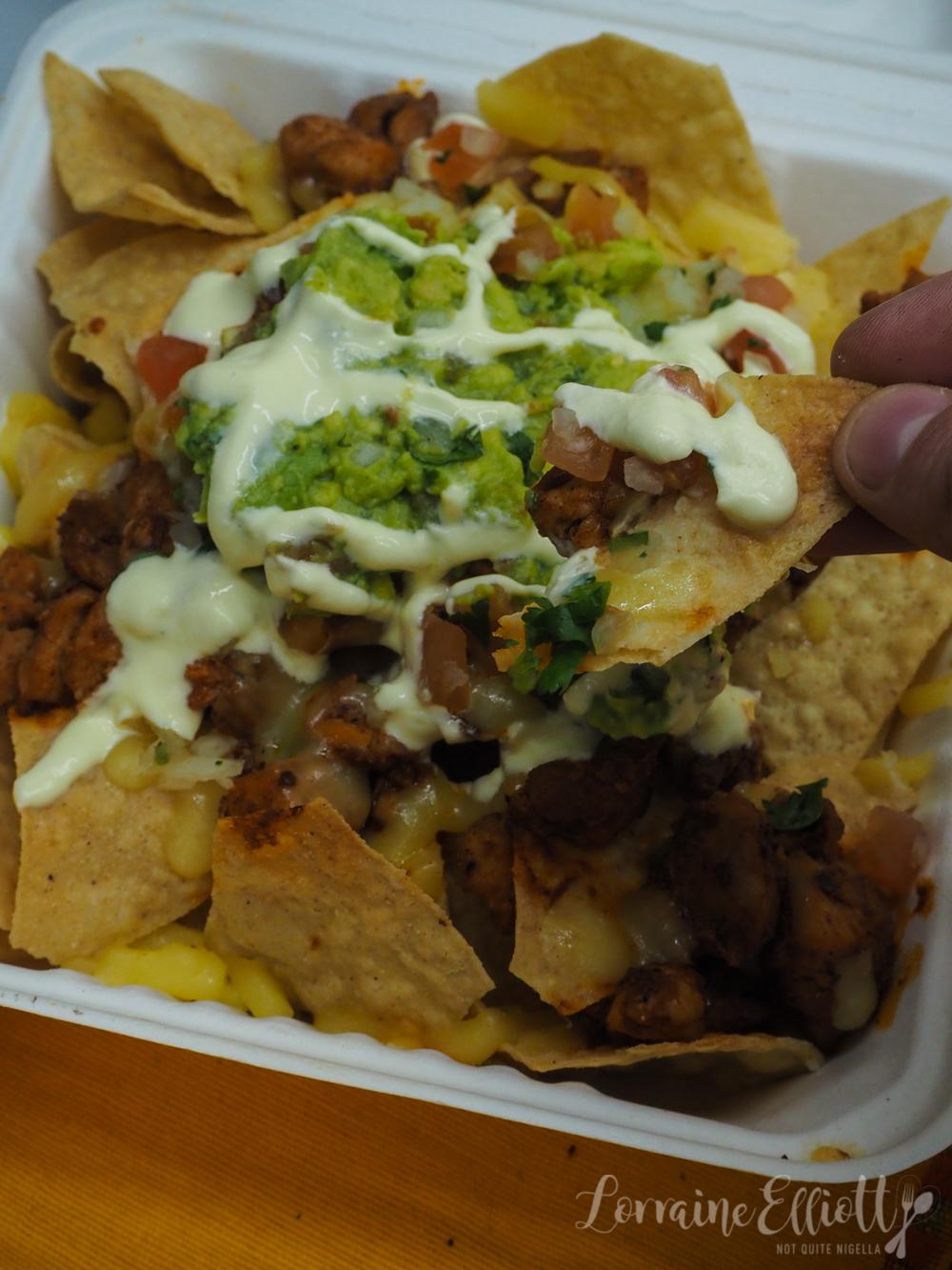 Tacos Muchachos Pop Up Takeaway, Surry Hills