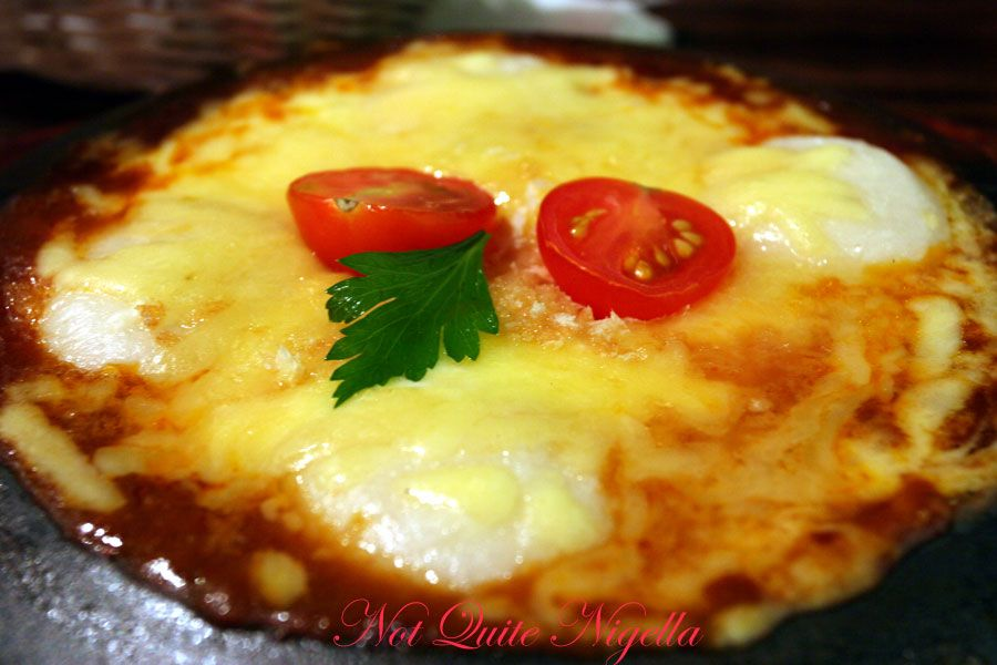 Takeru Japanese Casual Dining, Chinatown Omochi Curry gratin