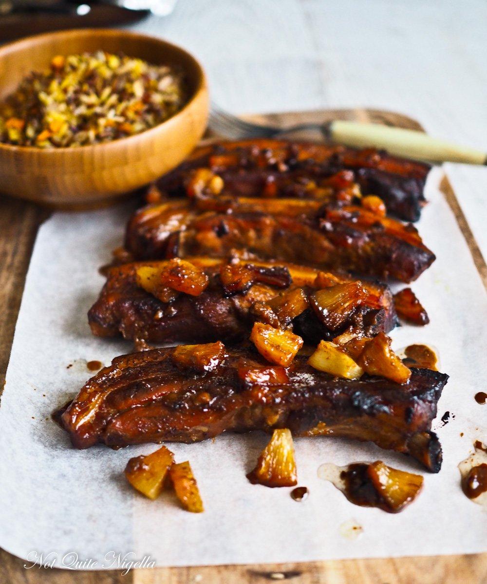 Pork Spare Rib recipe