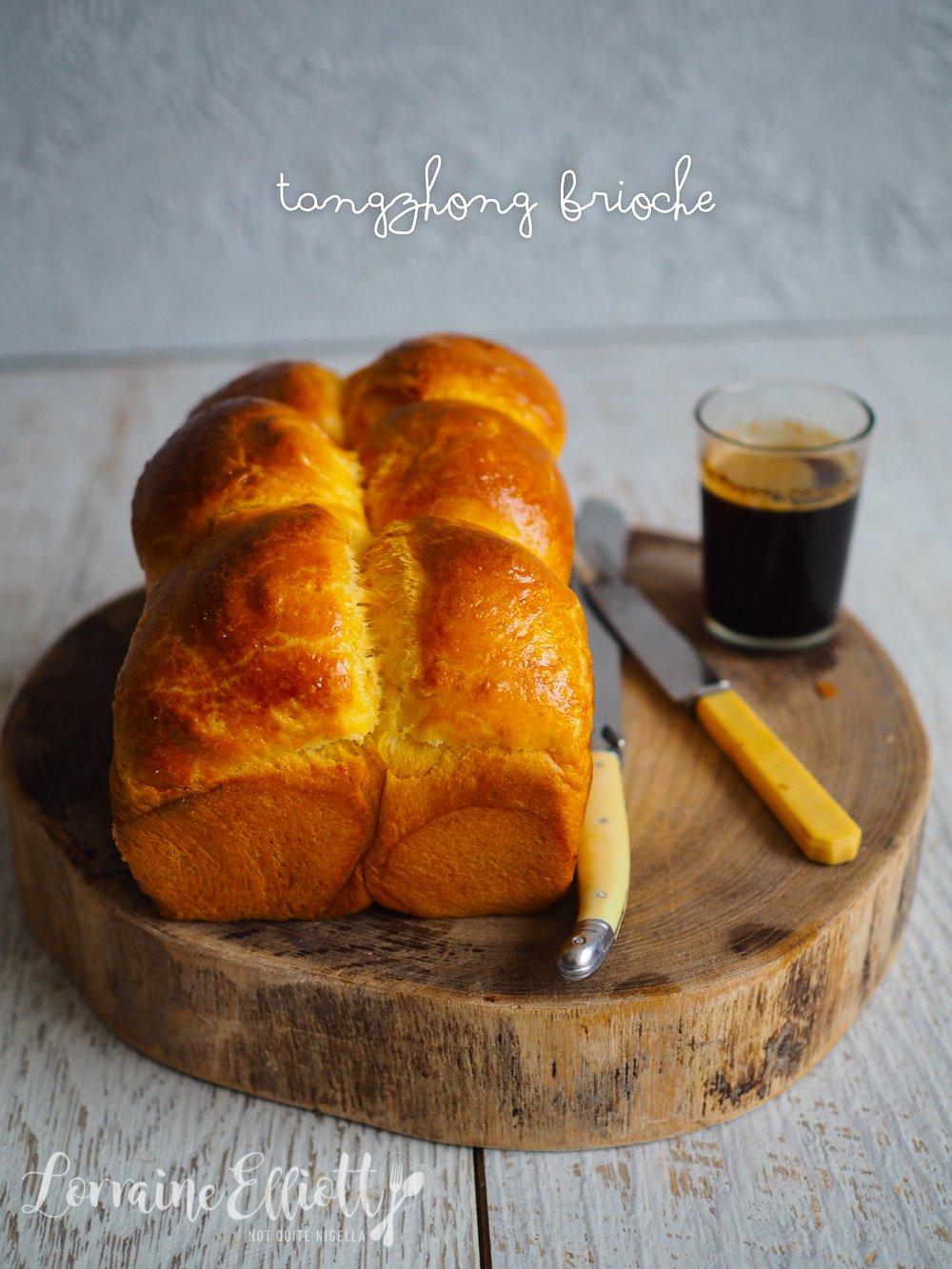 Tangzhong Brioche recipe