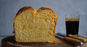 OOFT! Buttery, Soft & Light Brioche Using Tangzhong!