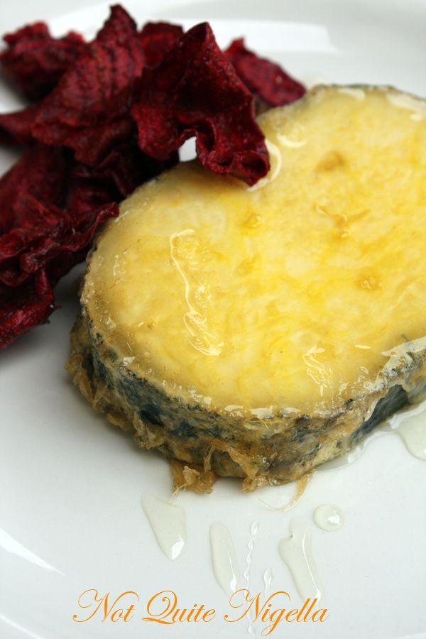 Brindisa Tapas London cheese