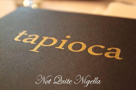 tapioca cremorne