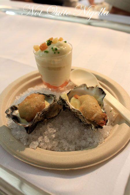 taste of sydney berowra oysters