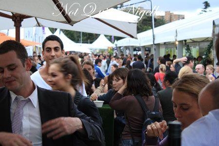 taste of sydney crowd