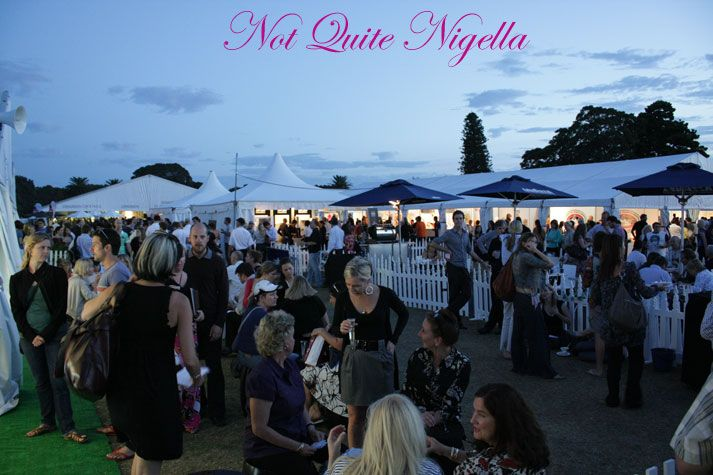 Taste of Sydney Festival, Centennial Park