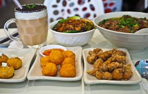 Taiwanese Treats at Tea Plus, Kingsford