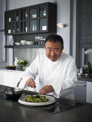 Tetsuya Talks & Win 1 of 5 Signed Tetsuya Cookbooks!