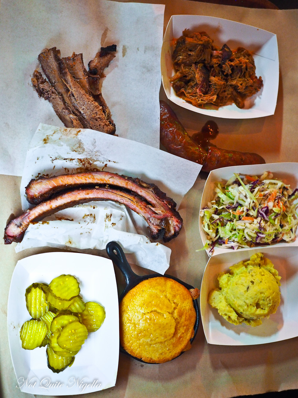 Texan barbecue challenge Sydney
